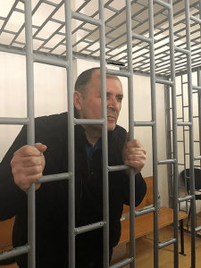 Russia: Human Rights Defender Jailed