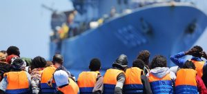 Deaths Spike on Mediterranean Sea Crossing to Europe