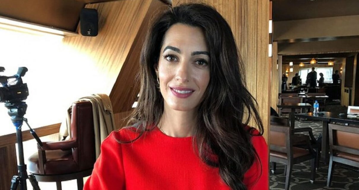 Amal Clooney Asks Suu Kyi to 'Remedy The Injustice' Over Journalists' Jailing