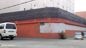 CHINESE AUTHORITIES PROFIT FROM FORCED LABOR BY DETAINEES IN CAMPSCHINESE AUTHORITIES PROFIT FROM FORCED LABOR BY DETAINEES IN CAMPS