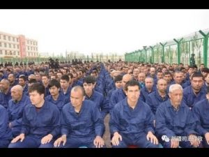 Uyghurs, Legal Experts Dismiss Chinese Legal Move to Justify Re-education Camps