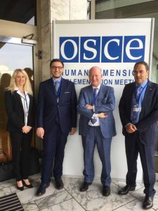 PROTECTION OF UYGHURS, CHURCH OF ALMIGHTY GOD REFUGEES REQUESTED AT OSCE MEETING IN WARSAW