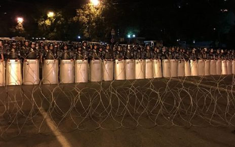 Delayed Justice for Police Violence in Armenia
