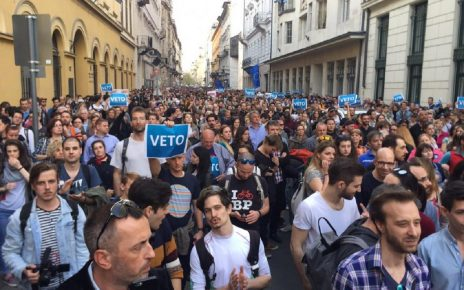 Central European University May Be Forced Out of Hungary