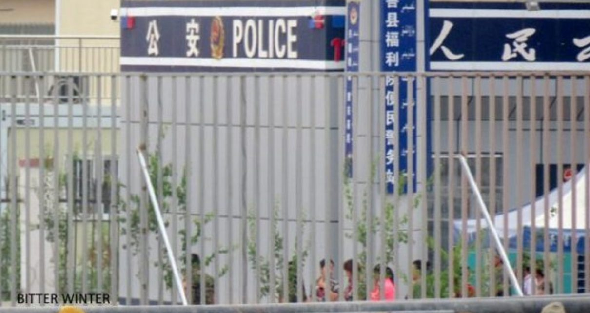 China: Children Caught in Xinjiang Crackdown