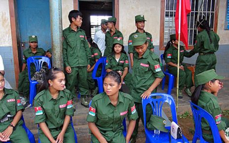Myanmar Ethnic Army Releases Detained Wa Christians
