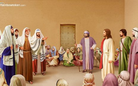 The Pharisees' Judgment on Jesus