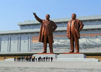 """PARTNERS IN CRIME: NORTH KOREA URGES CHINA TO """"CONTINUE TO FIGHT AGAINST CULTS"""""""