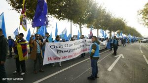 JUDGEMENT DAY FOR CHINA IN GENEVA