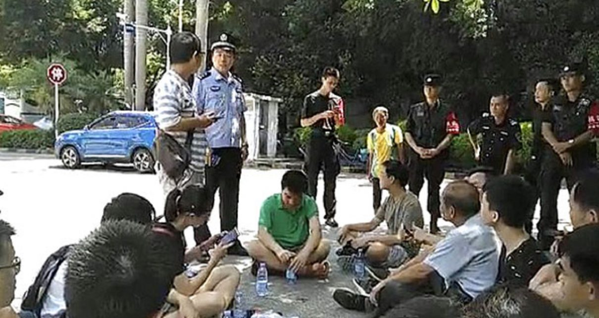 Chinese Police Continue Crackdown on Student Labor Activists: Reporters