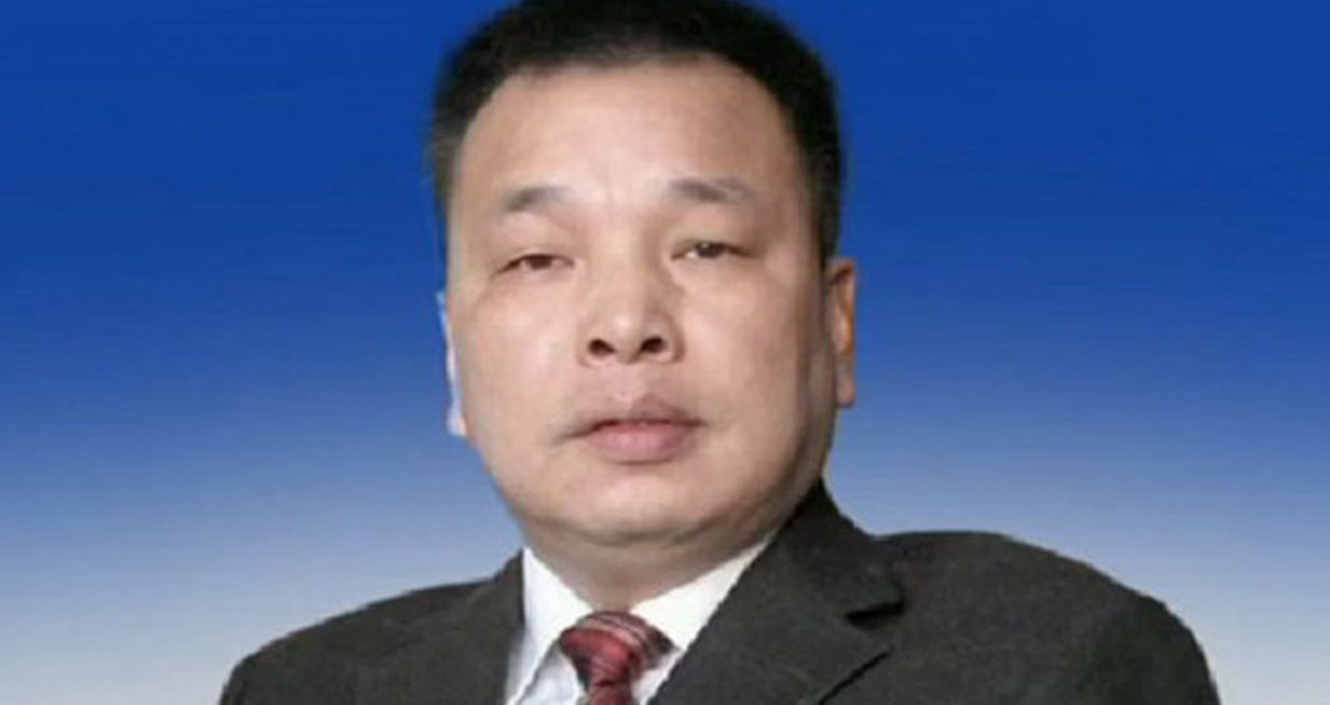 China Holds Top Journalist, Family Under Criminal Detention