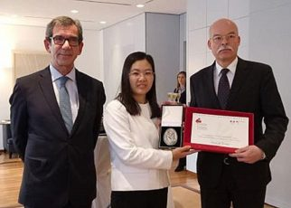 France, Germany Give Rights Prize to Detained Chinese Lawyer