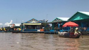 Vietnamese Evicted From Cambodia's Tonle Sap Begin to Return