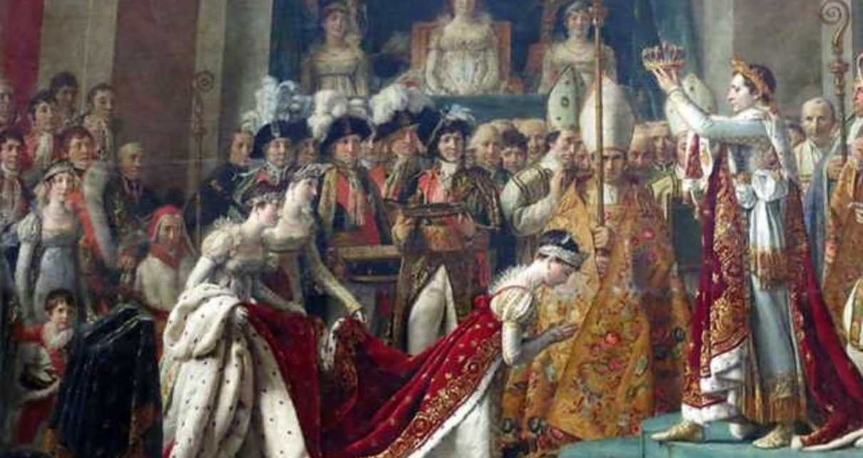 The Catholic Church Between China and the French Revolution