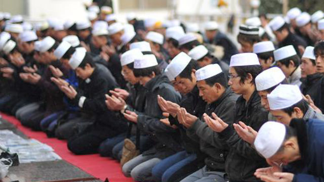 Hui Muslim Ramadan in the past